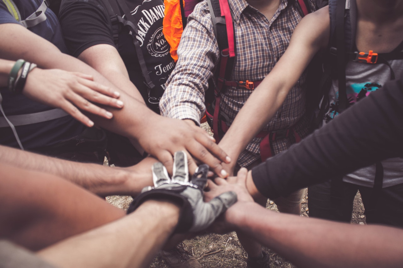 A model for Building Stronger Communities