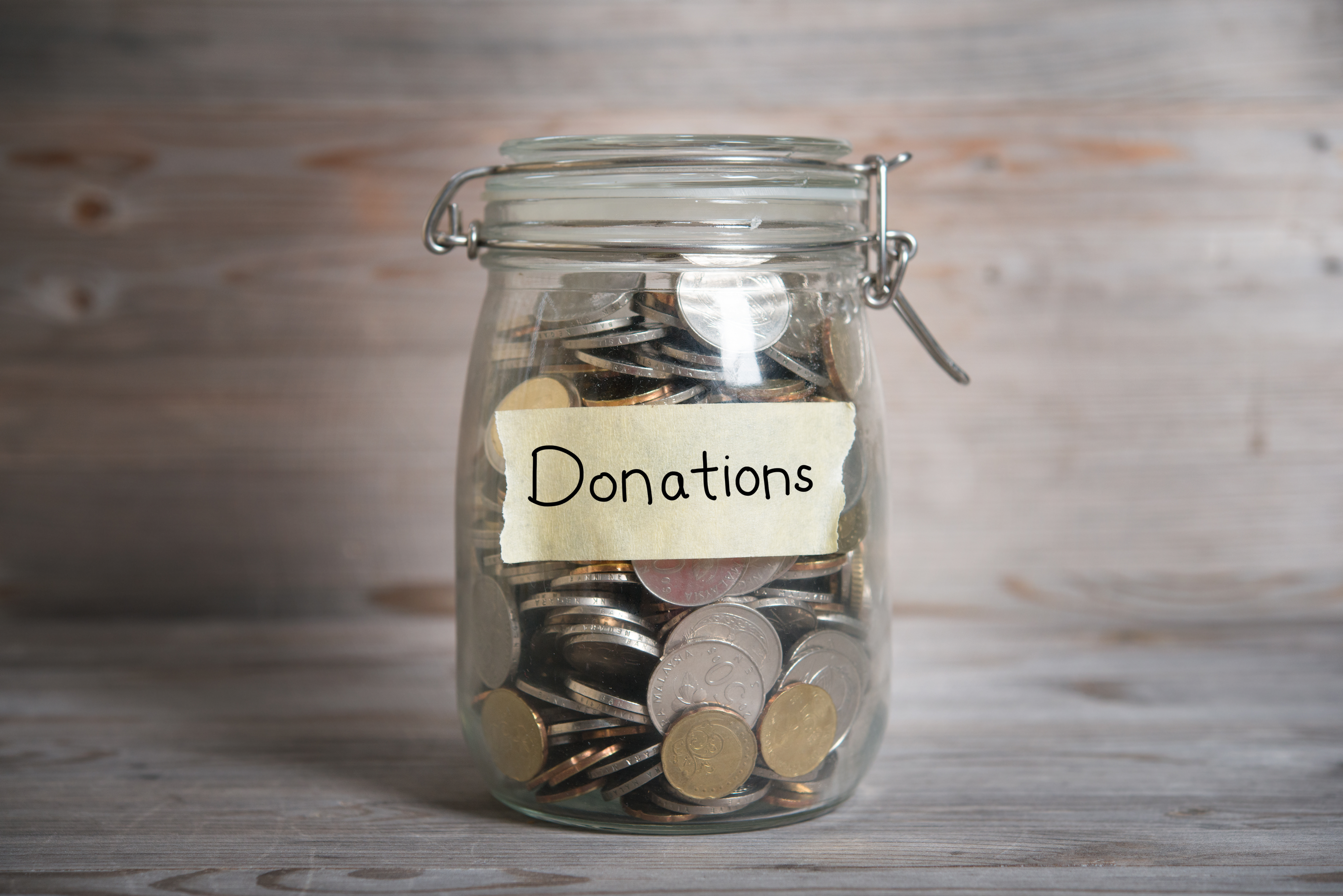 Donations and Expenses Disclosure